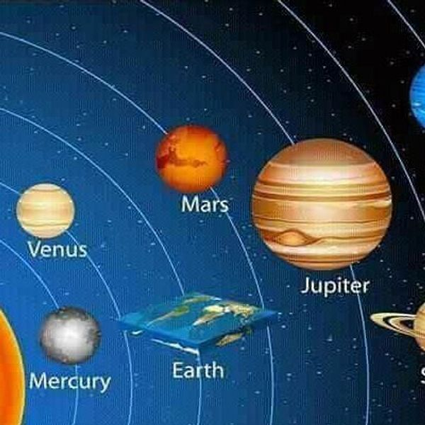 Geek Therapy Radio - Why do people STILL believe in Flat Earth Theory?