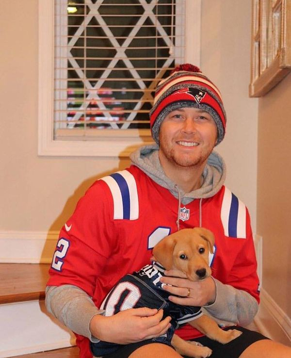Jessica - Scotty McCreery called to chat about the Patriots