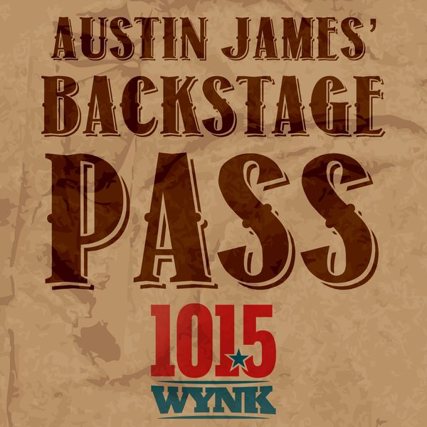 Austin James - Justin Moore Backstage Pass interview