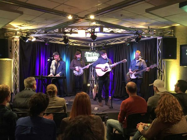Off The Air: Jammin' Jessie - LISTEN: Mumford And Sons Radio1045 Studio Session