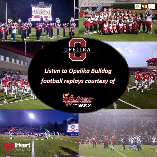 Opelika Football - Opelika vs. Bessemer City - November 16, 2018