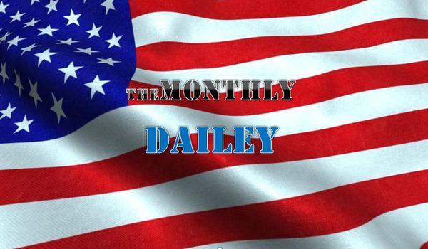 Preston Scott - LISTEN! The Monthly Dailey!