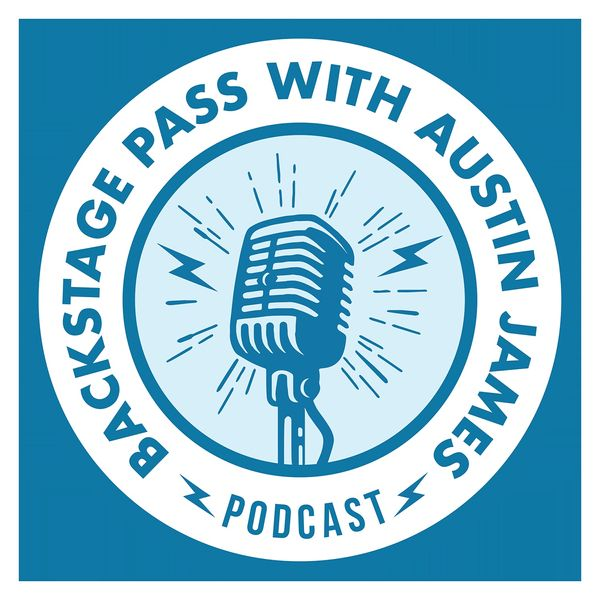 Austin James - Backstage Pass podcast interview with CJ Solar!